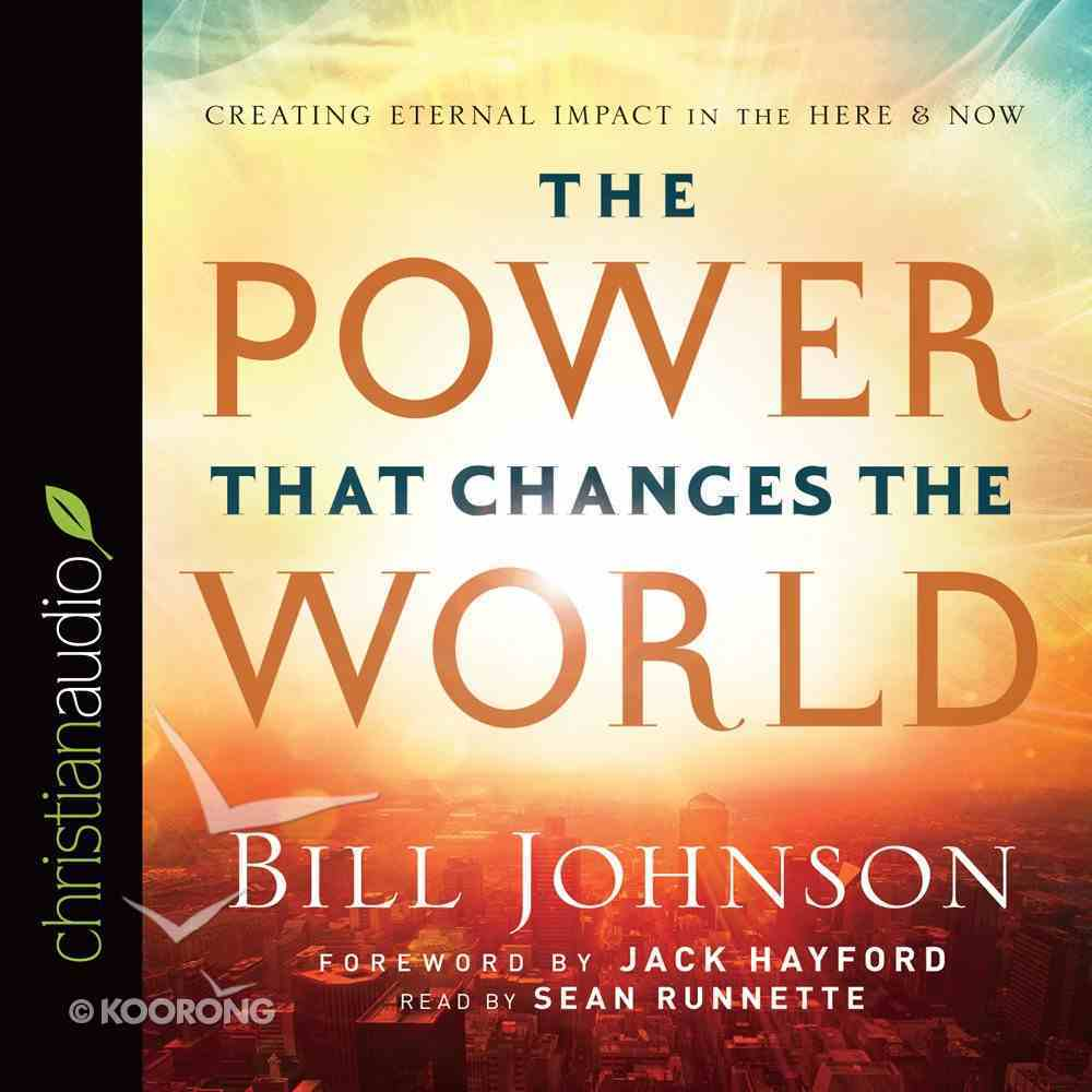 The Power That Changes the World eAudio Book