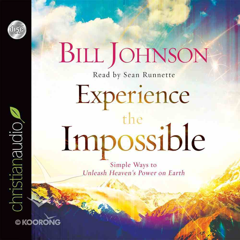 Experience the Impossible (Unabridged, 6 Cds) CD
