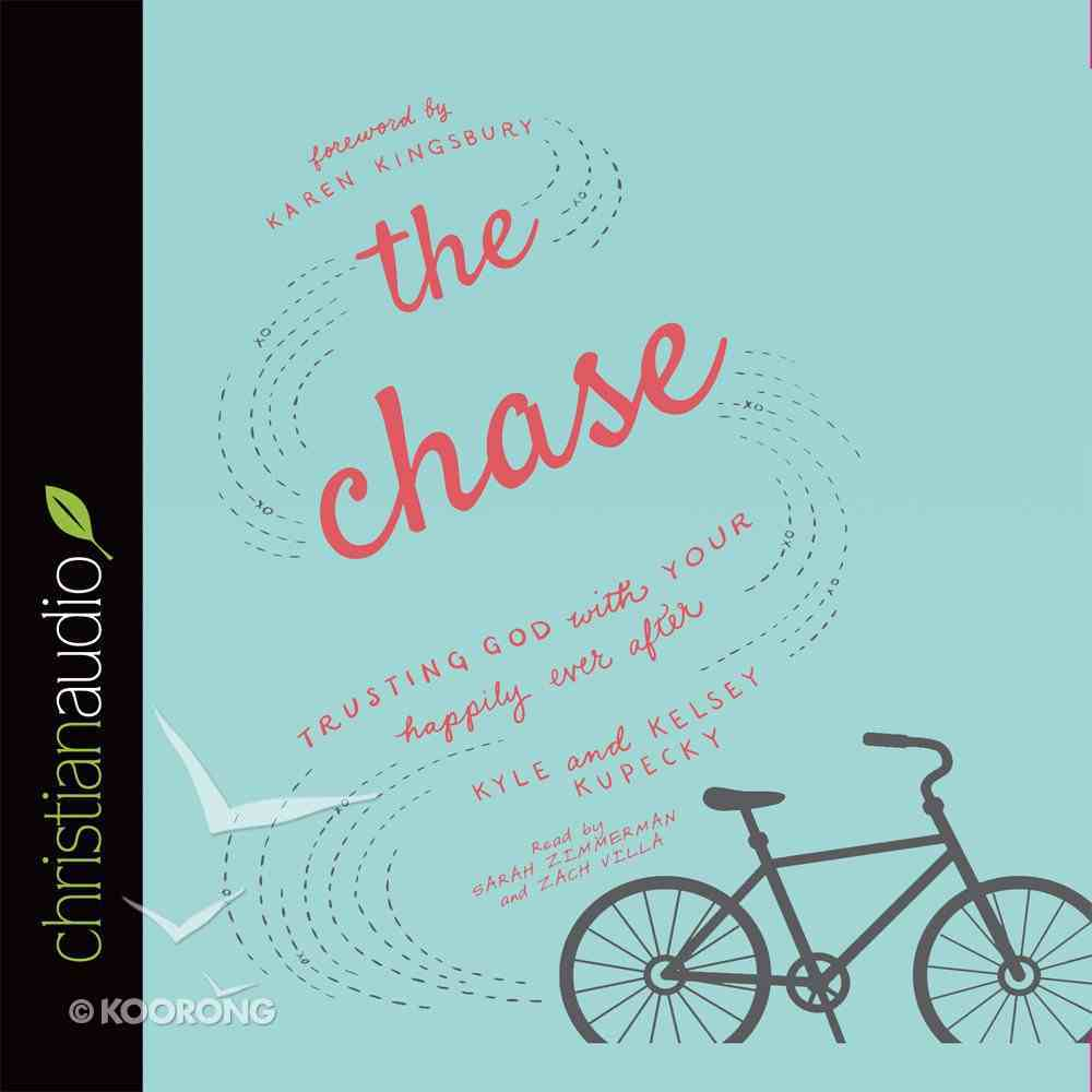 The Chase (Unabridged, 4 Cds) CD