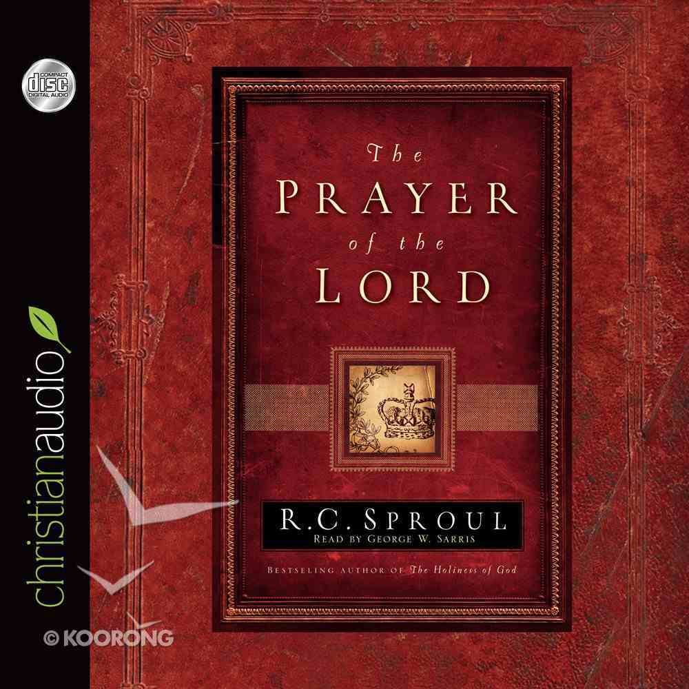 The Prayer of the Lord eAudio Book