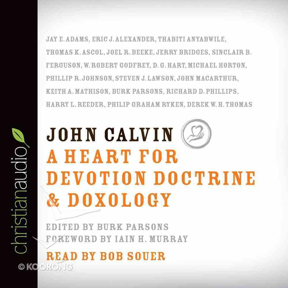 John Calvin eAudio Book