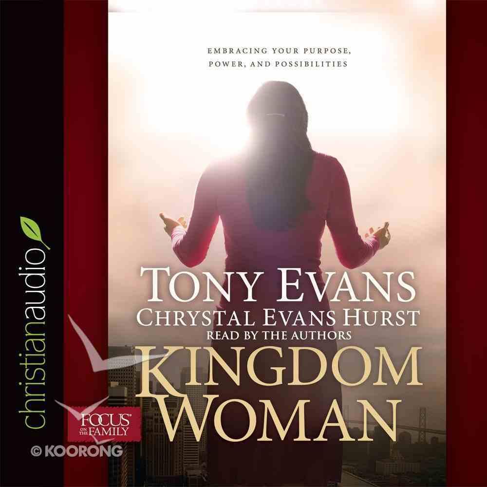 Kingdom Woman eAudio Book