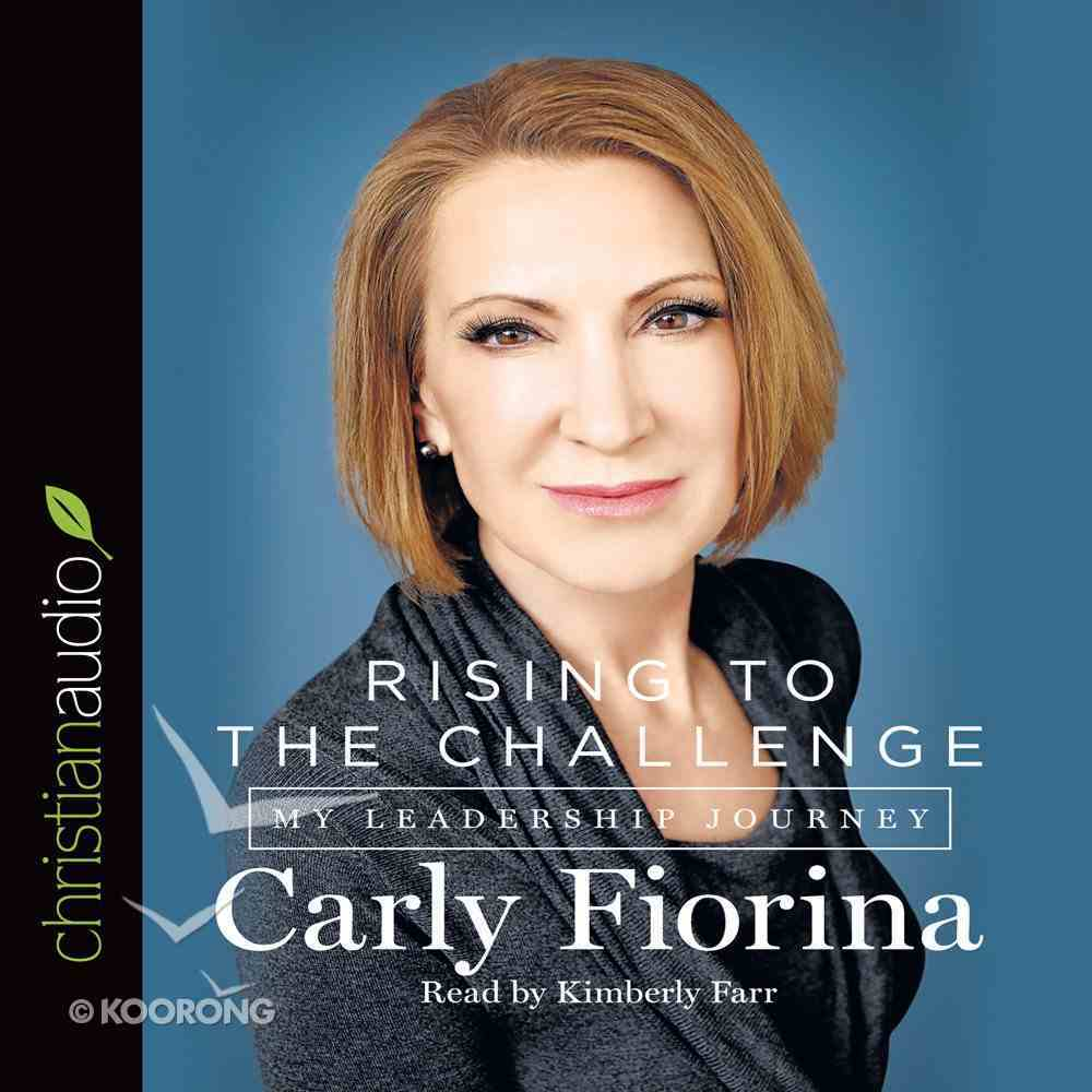 Rising to the Challenge eAudio Book