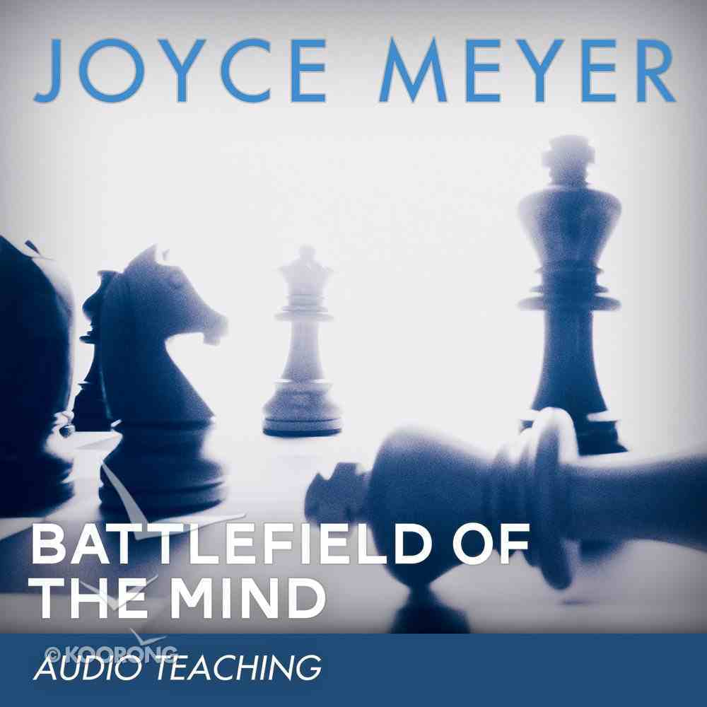 Battlefield of the Mind eAudio Book