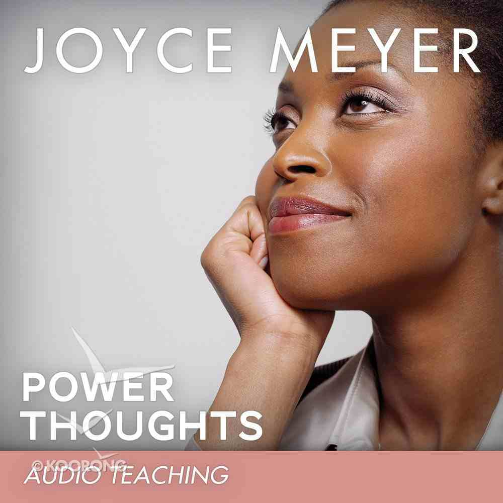 Power Thoughts eAudio Book
