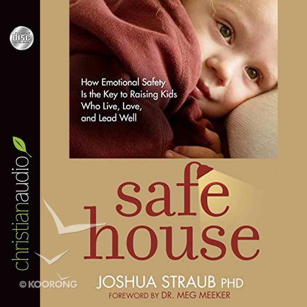 Safe House eAudio Book
