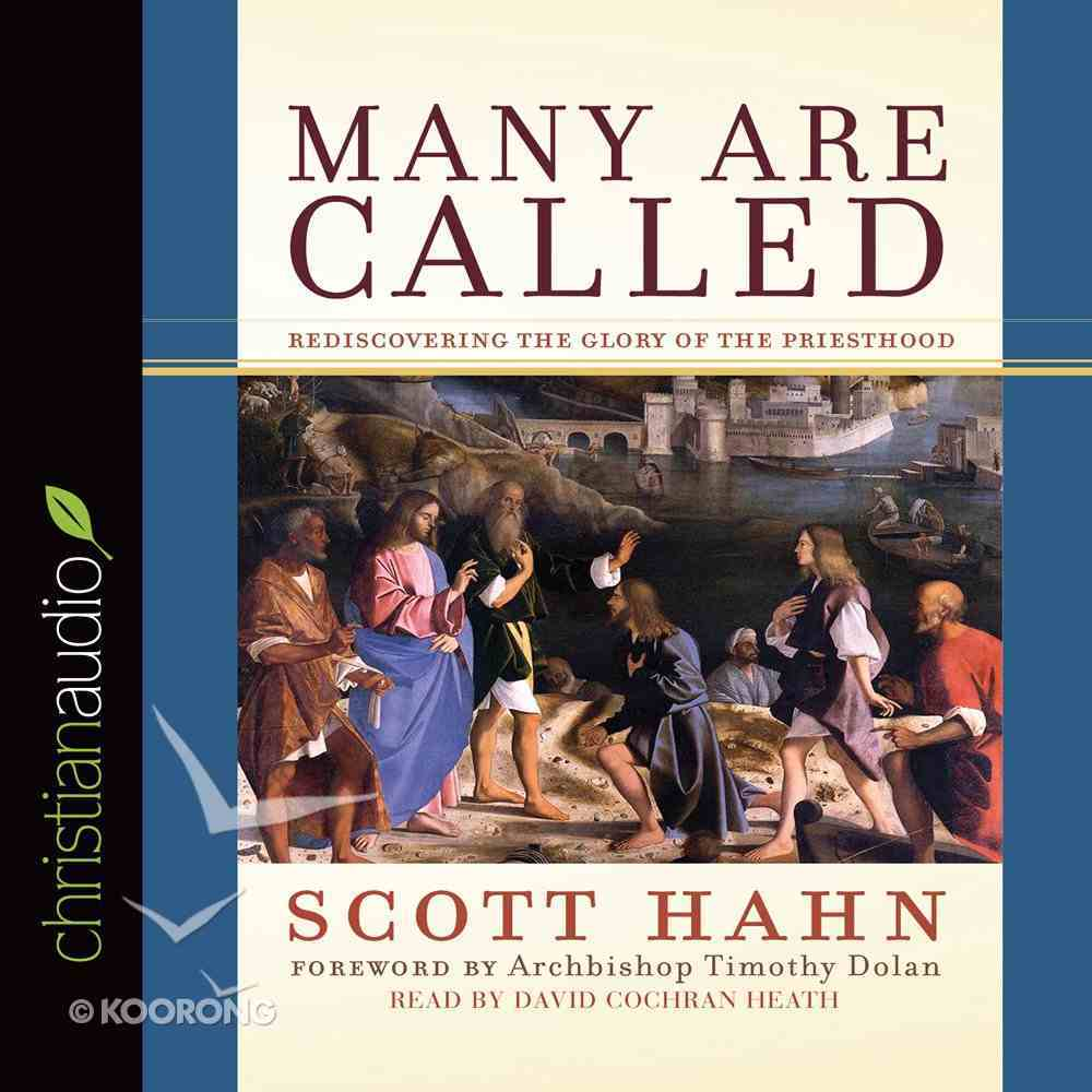 Many Are Called (Unabridged, 3 Cds) CD