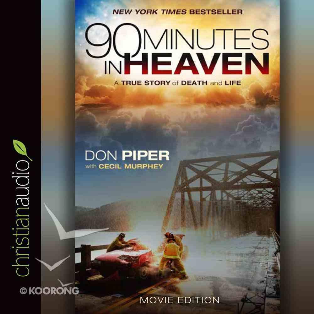 90 Minutes in Heaven eAudio Book