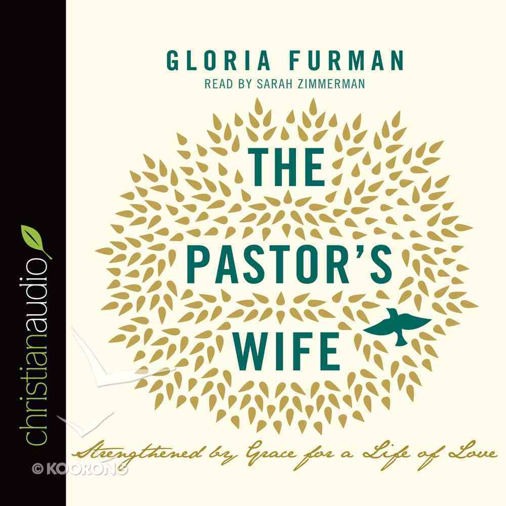 The Pastor's Wife eAudio Book