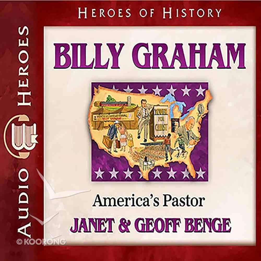 Billy Graham eAudio Book