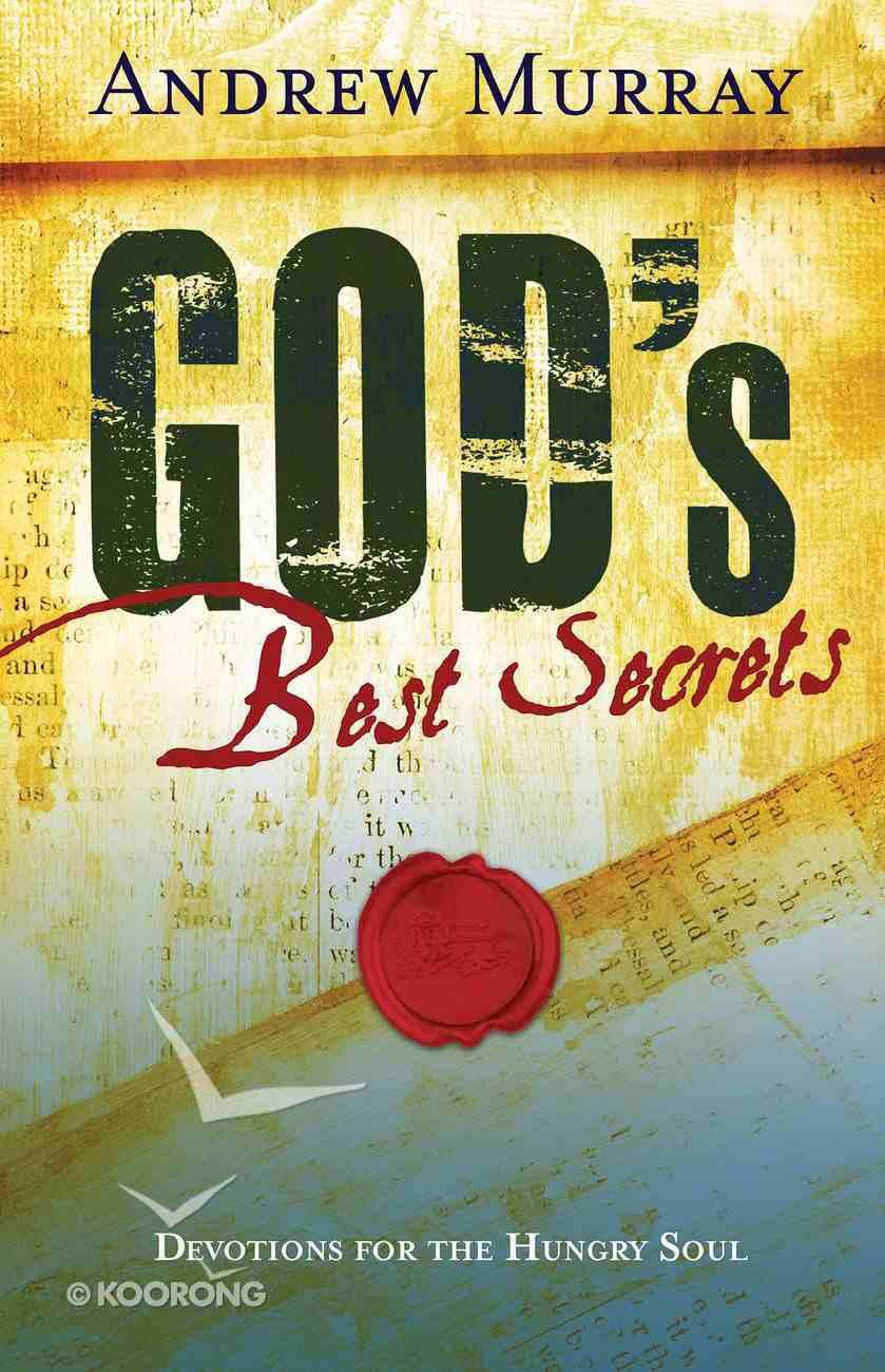 God's Best Secrets Paperback
