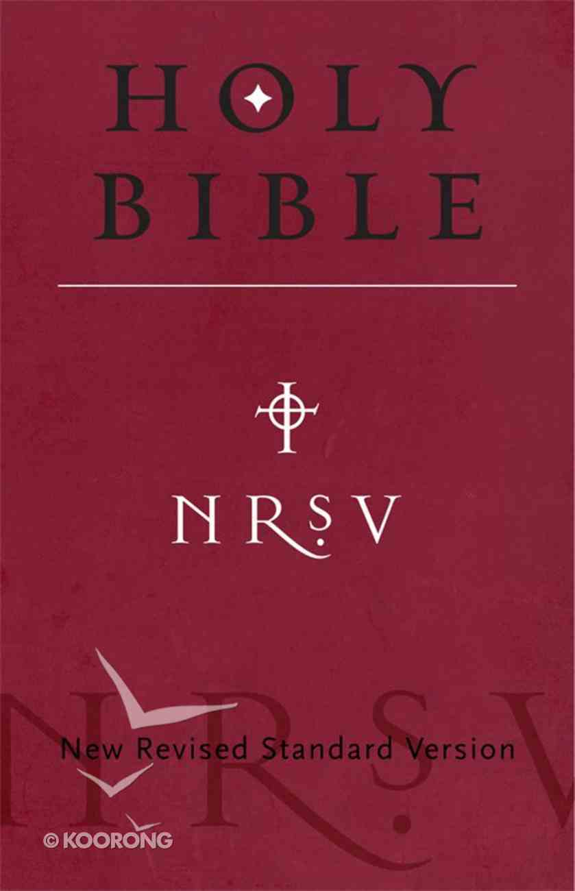 NRSV Bible eBook