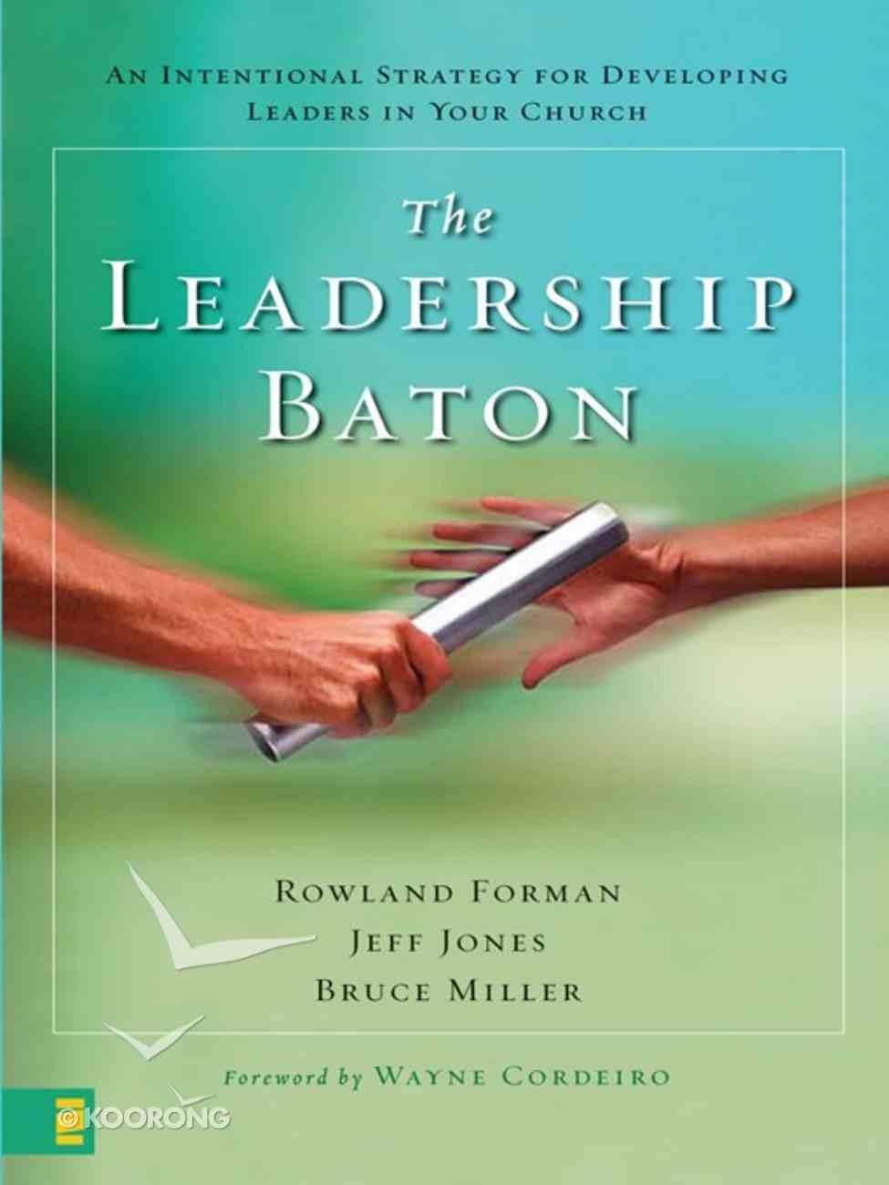 The Leadership Baton eBook