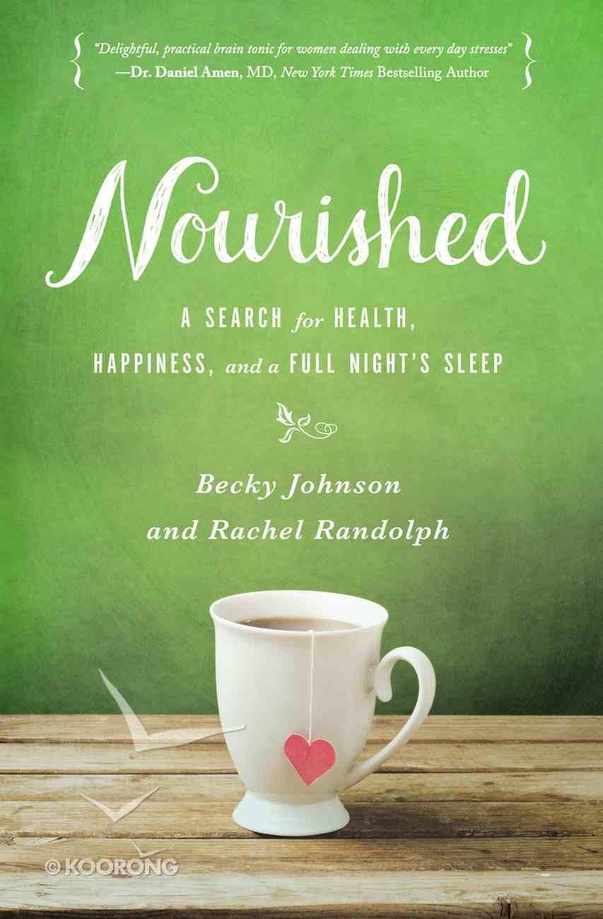 Nourished eBook