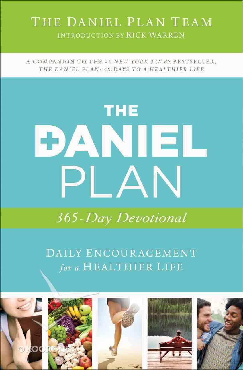 The Daniel Plan 365 Day Devotional eBook