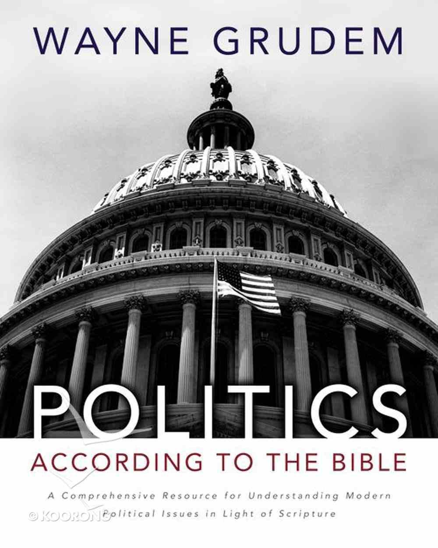 Politics - According to the Bible eBook