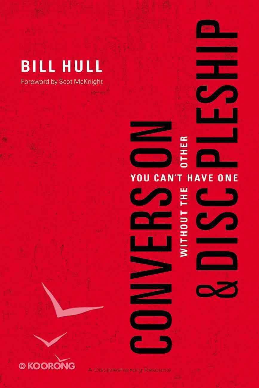 Conversion and Discipleship eBook