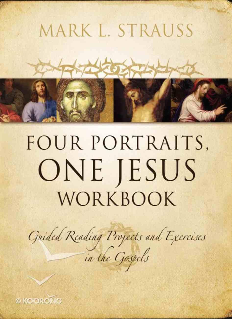 Four Portraits, One Jesus Workbook eBook