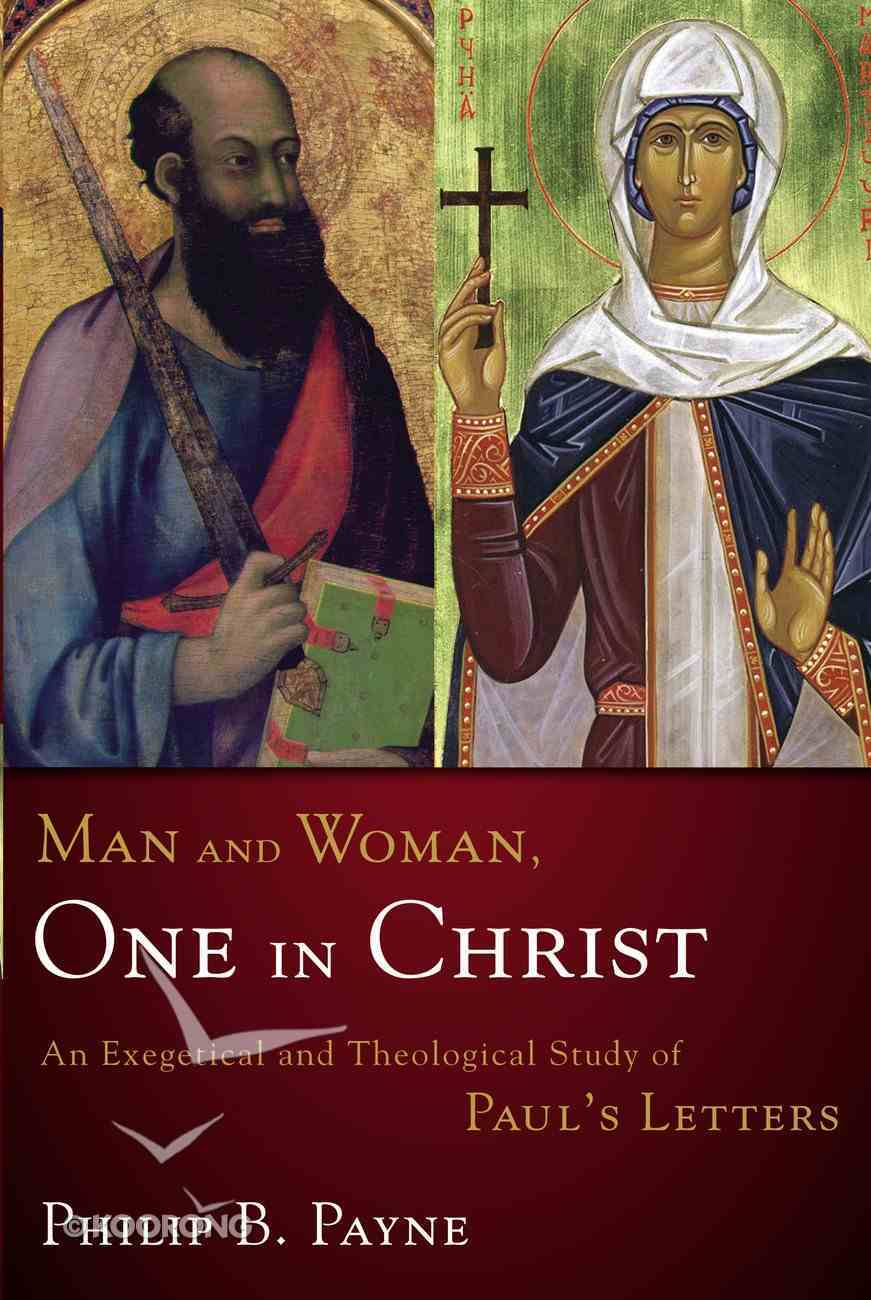 Man and Woman, One in Christ eBook