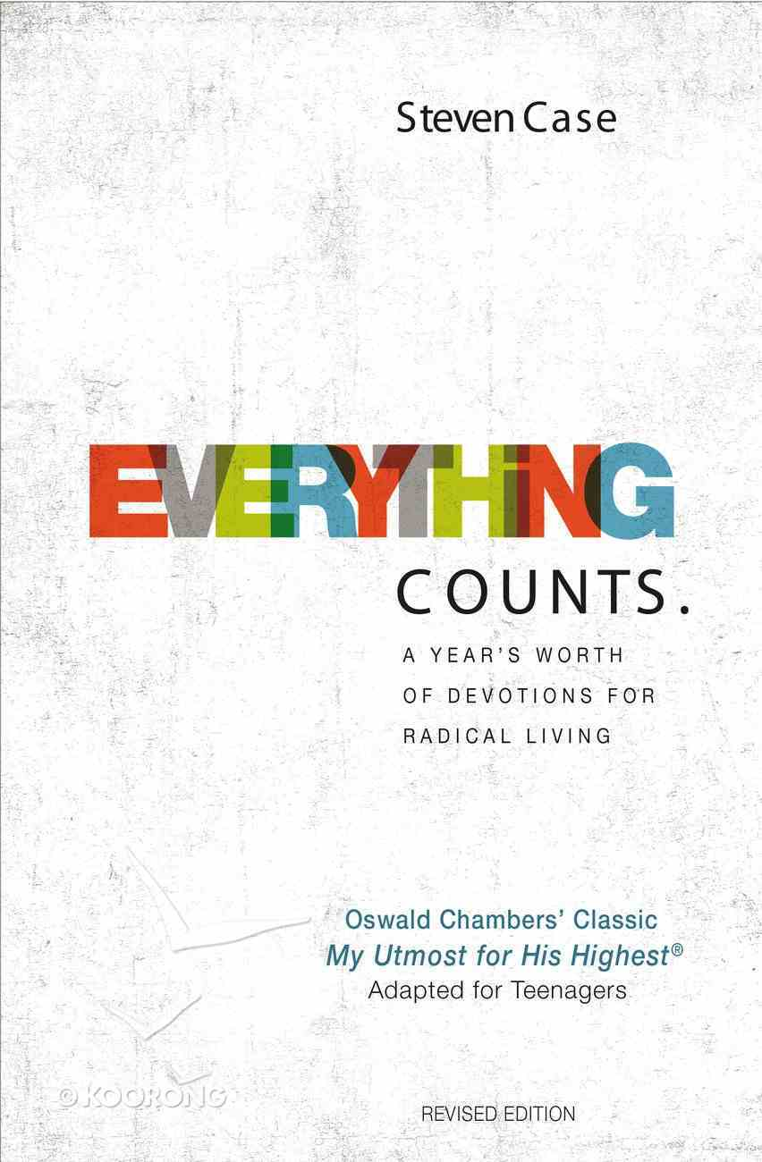 Everything Counts Revised Edition eBook