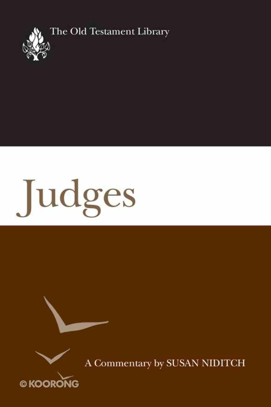 Judges (Old Testament Library Series) Paperback