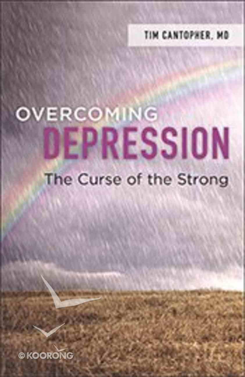 Overcoming Depression Paperback