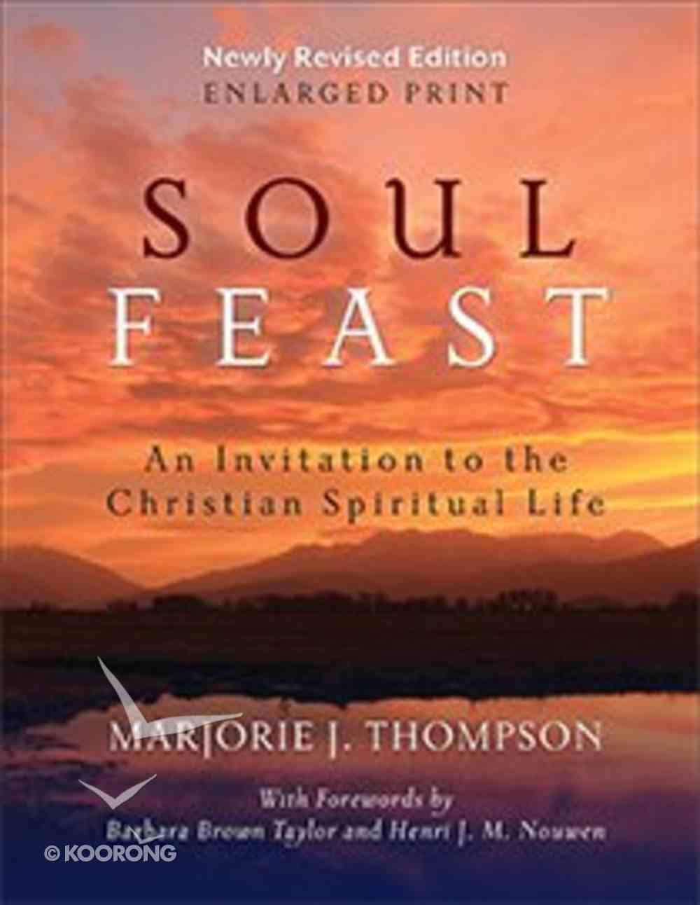 Soul Feast (Newly Edition) Paperback