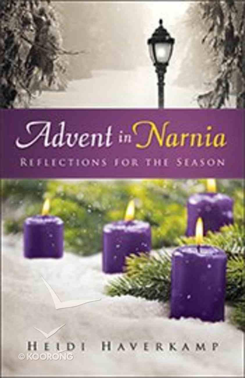 Advent in Narnia Hardback