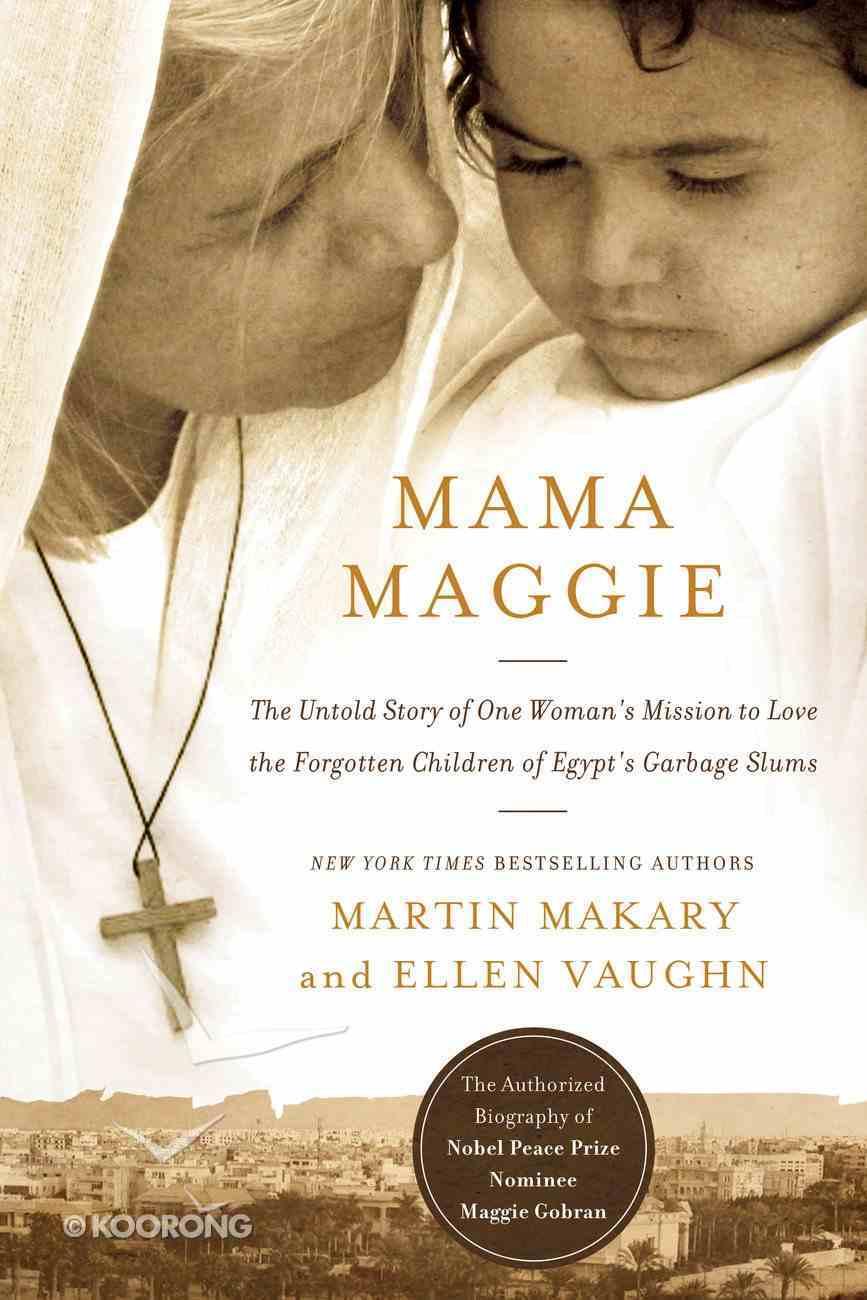 Mama Maggie eBook