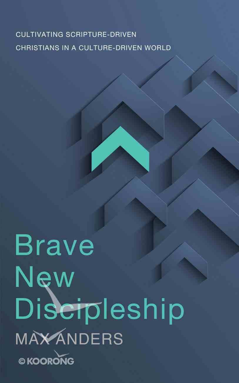 Brave New Discipleship eBook