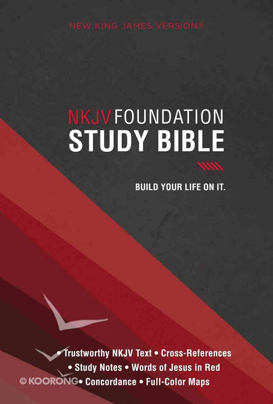 Foundation Study Bible, NKJV eBook