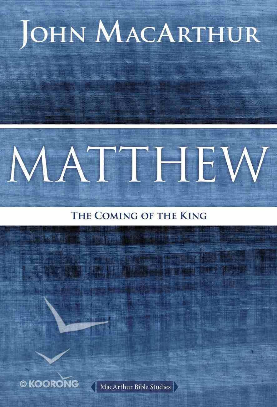 Luke (Macarthur Bible Study Series) eBook
