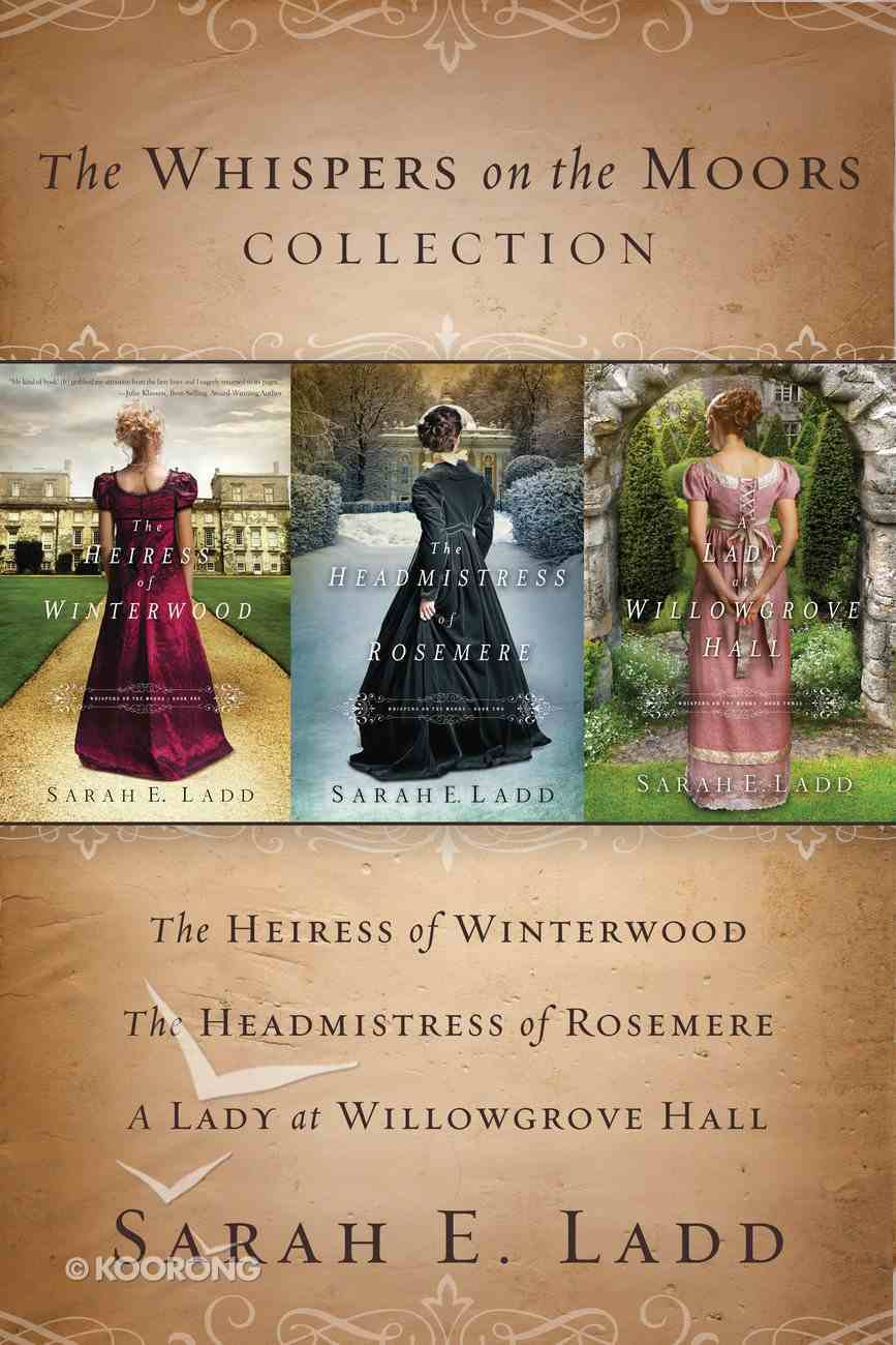 The Whispers on the Moors Collection (Whispers On The Moors Series) eBook