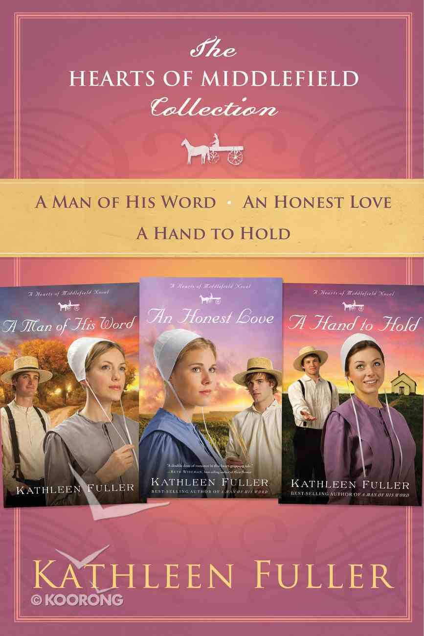 The Hearts of Middlefield Collection (Hearts Of Middlefield Series) eBook