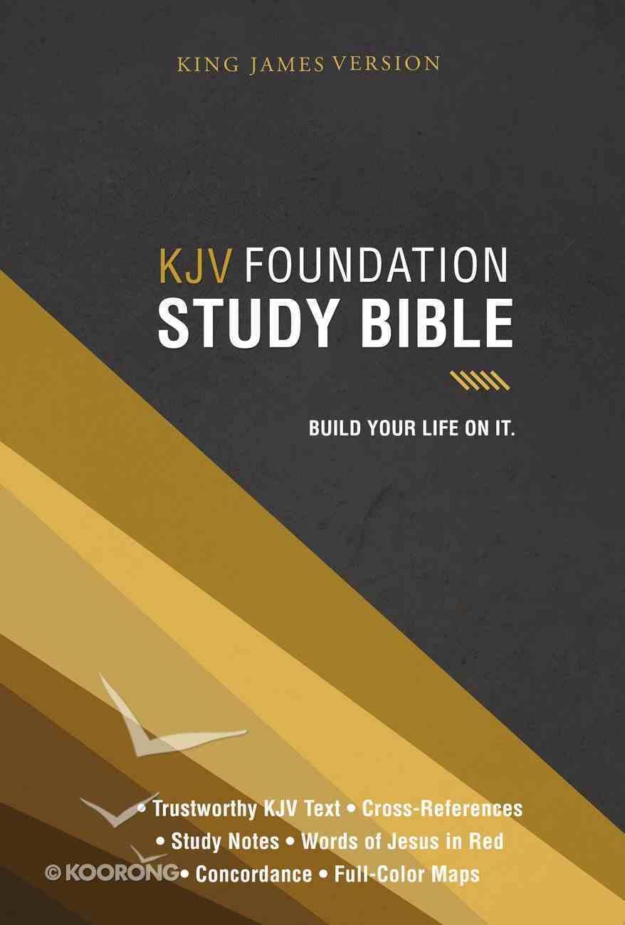 Foundation Study Bible, KJV eBook