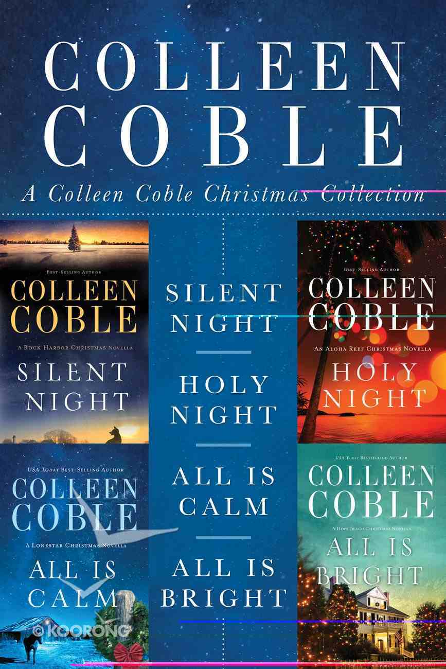 A Colleen Coble Christmas Collection eBook