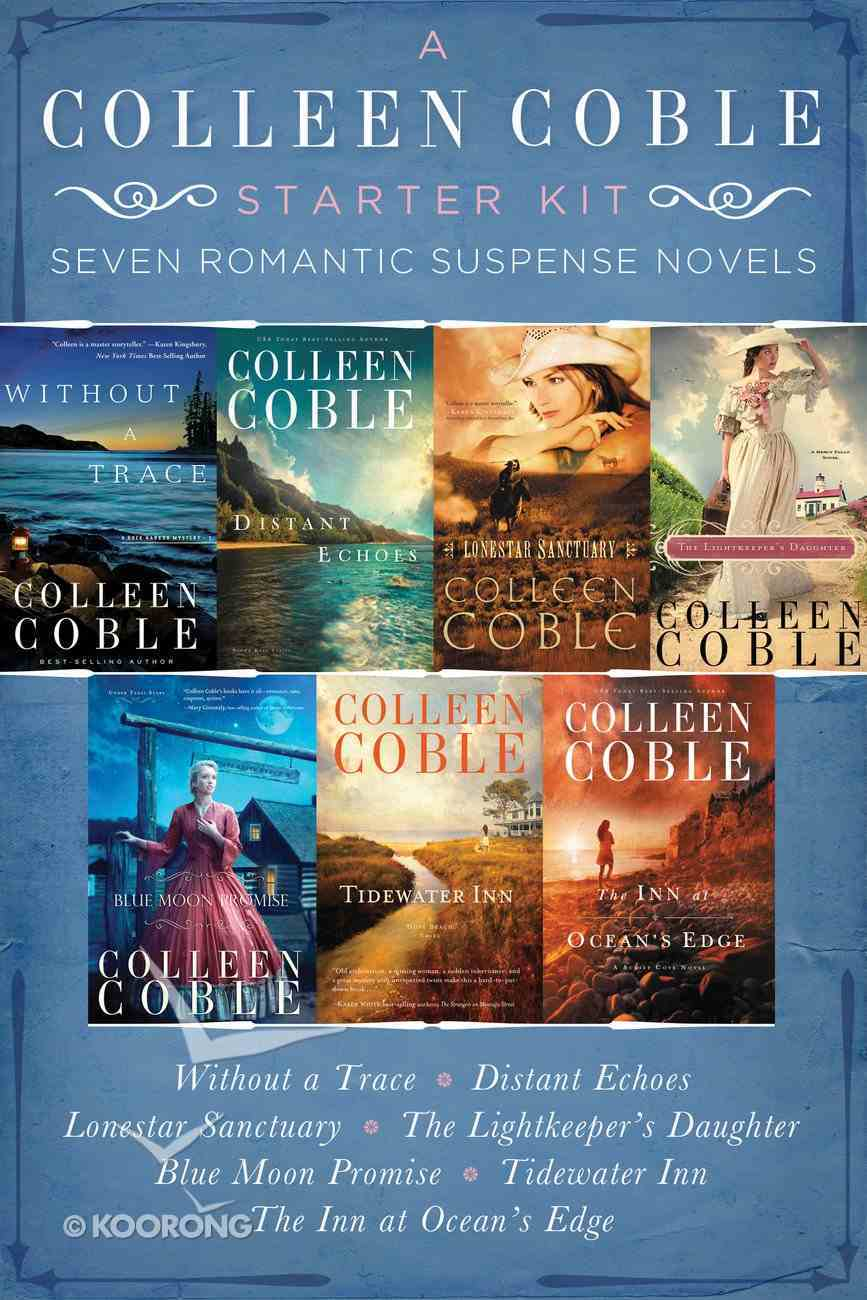 A Colleen Coble Starter Kit (#01 in Aloha Reef Series) eBook