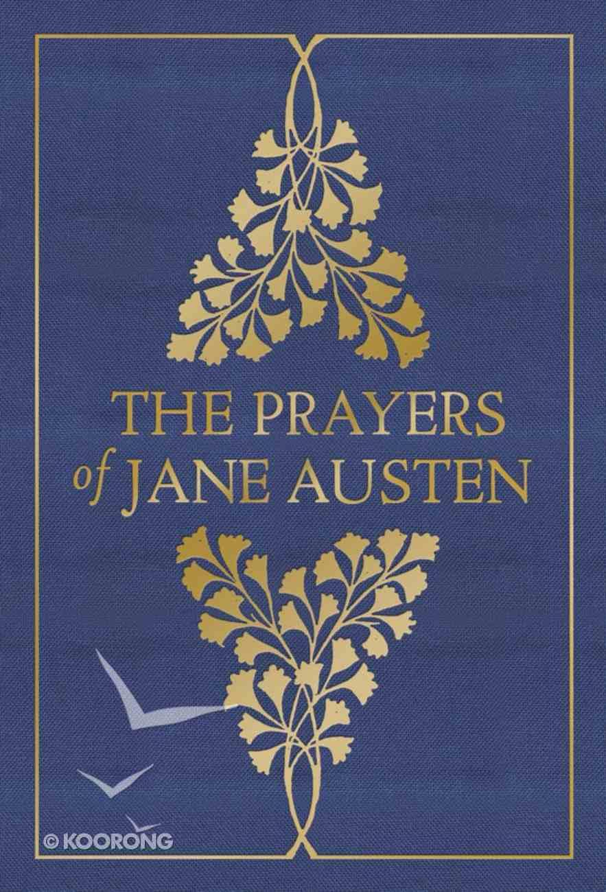 The Prayers of Jane Austen Hardback