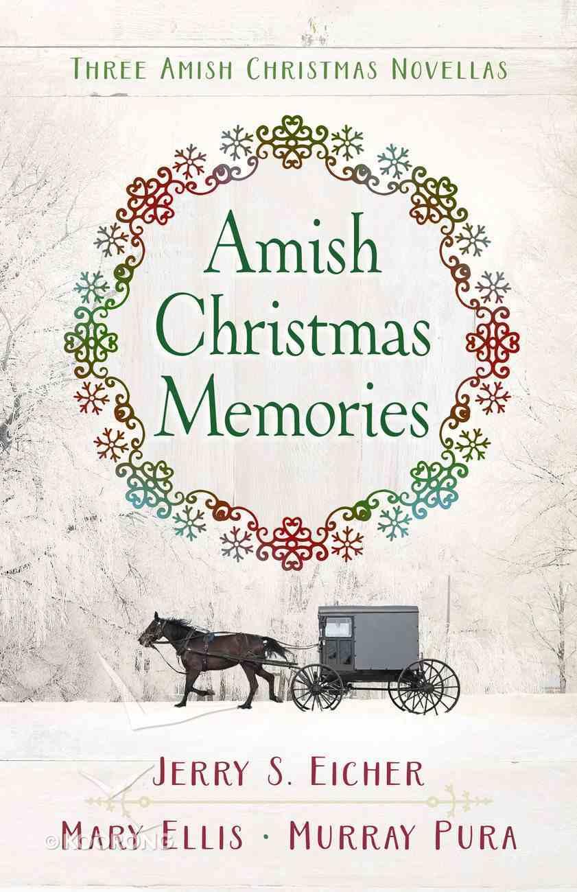 Amish Christmas Memories (3in1) eBook