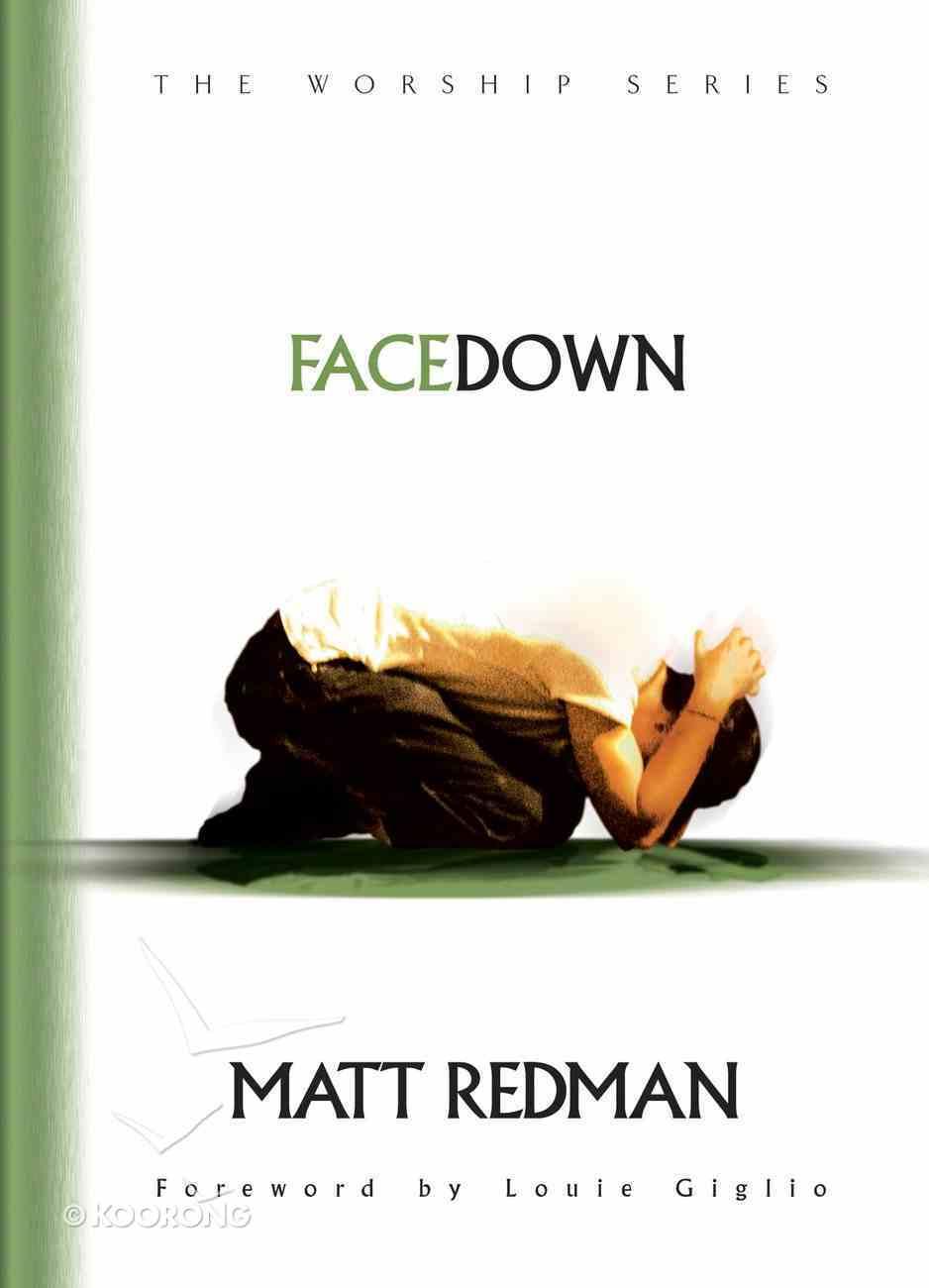 Facedown Paperback