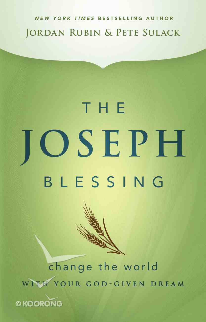 The Joseph Blessing eBook