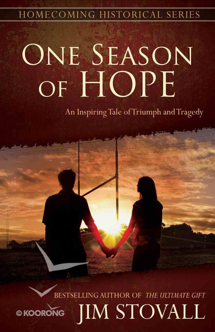 One Season of Hope Hardback