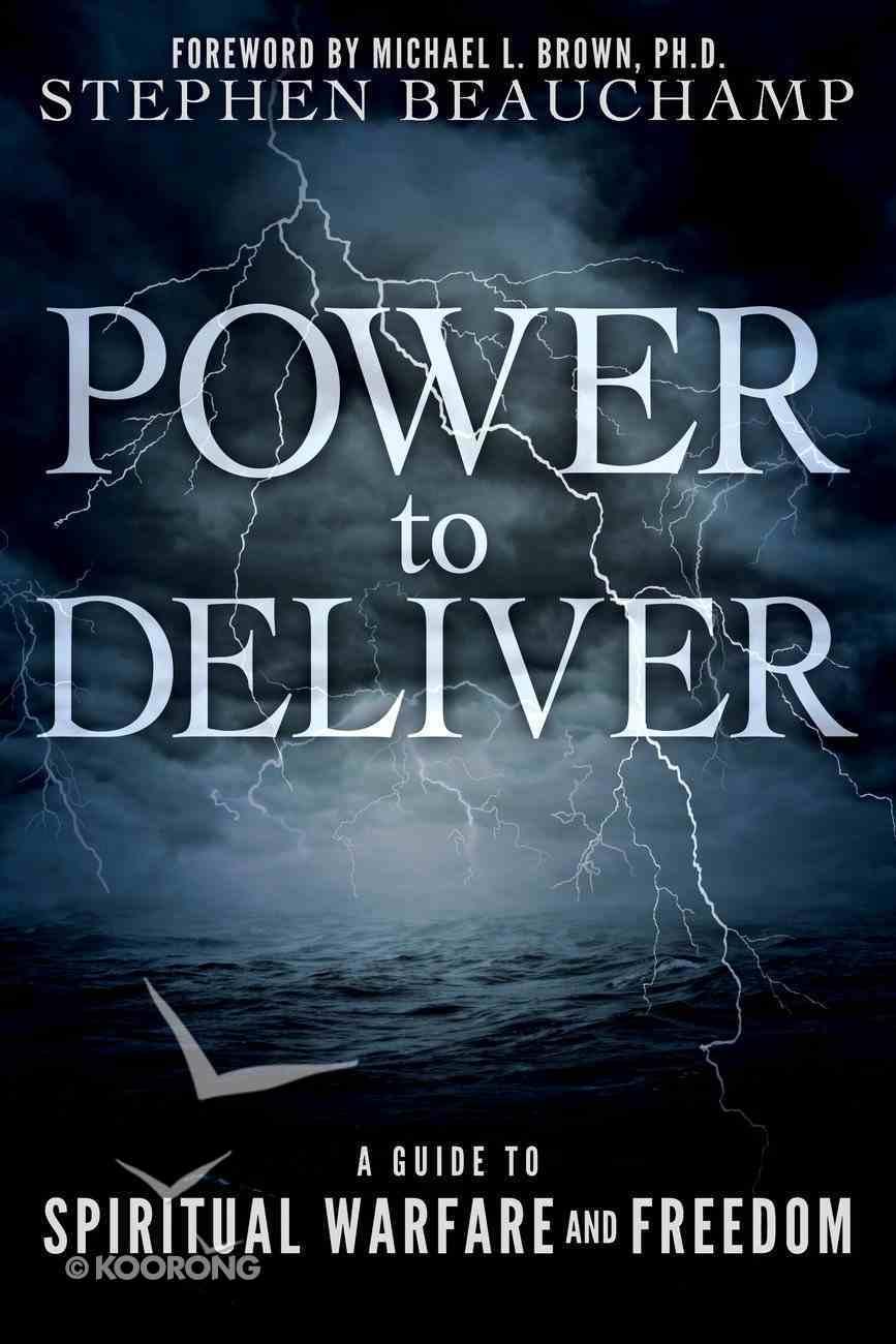 Power to Deliver eBook