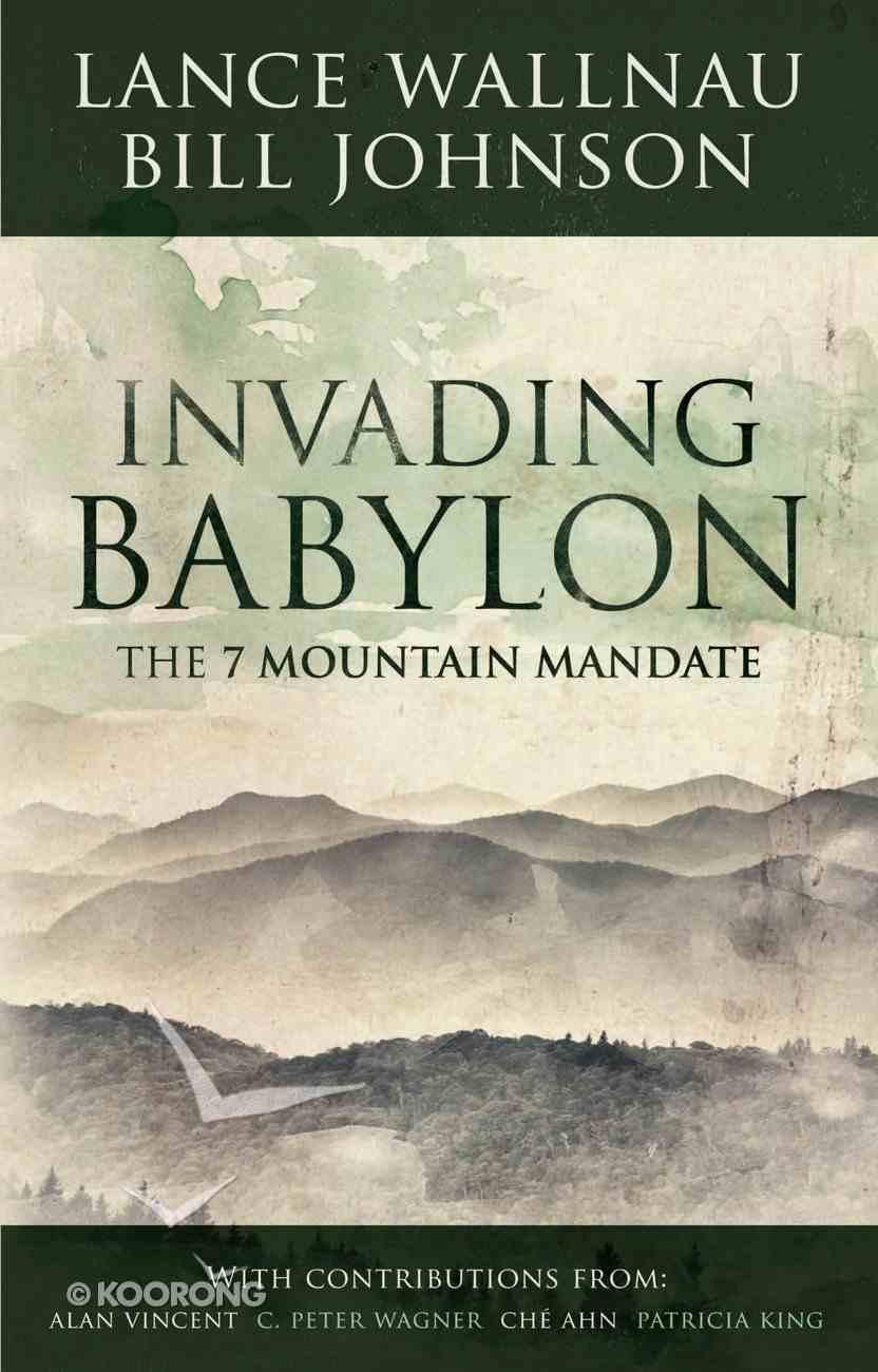 Invading Babylon eBook