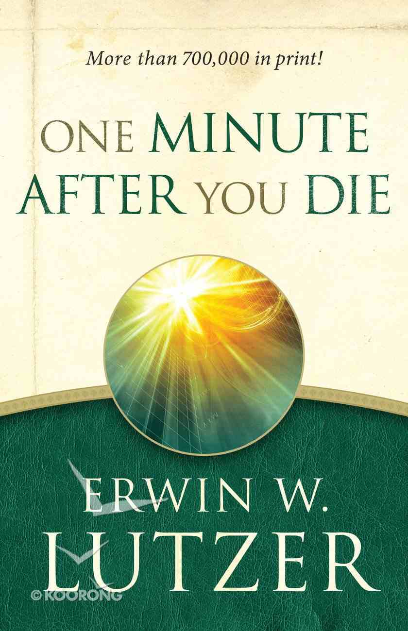 One Minute After You Die Paperback