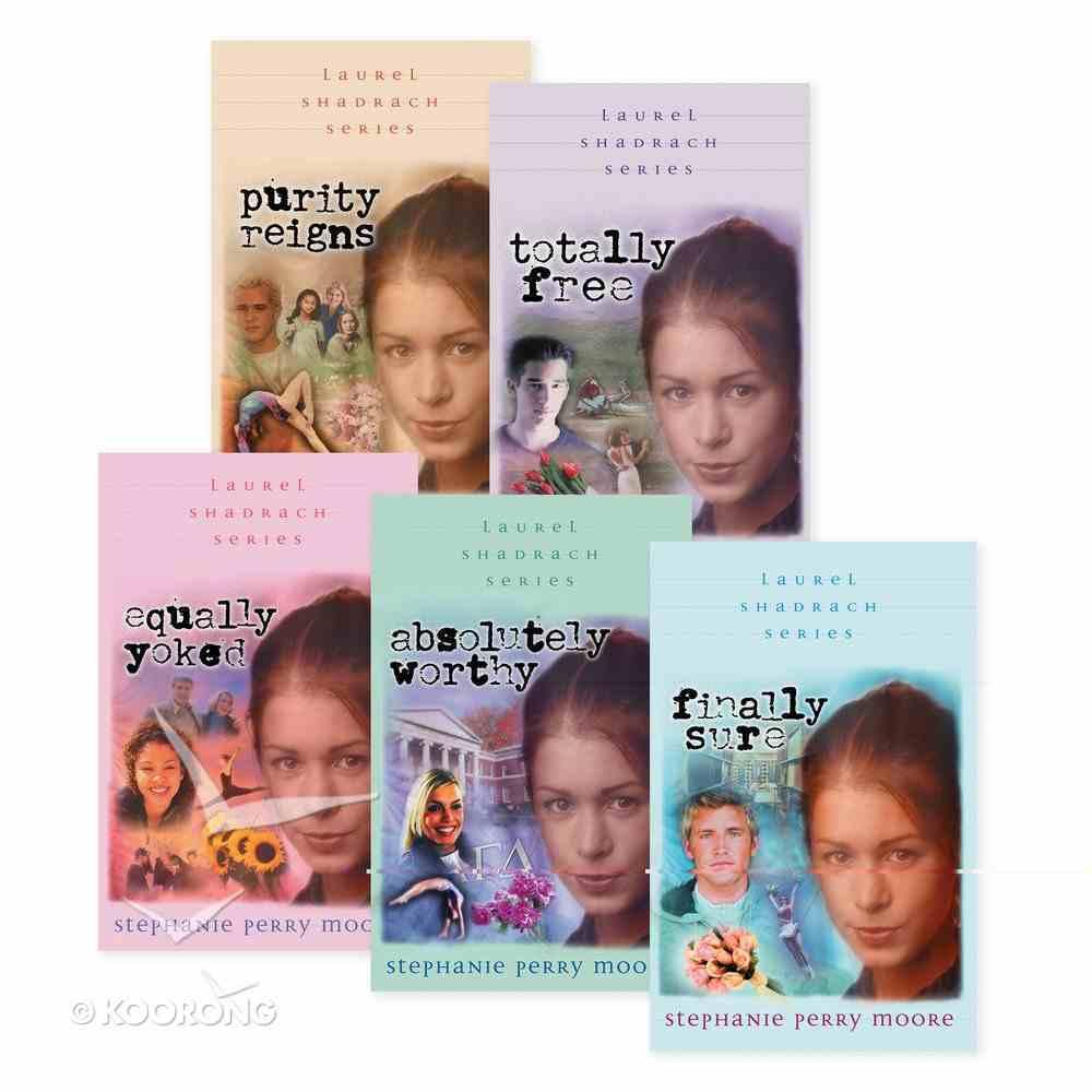 5 Book Set (Laurel Shadrach Series) eBook