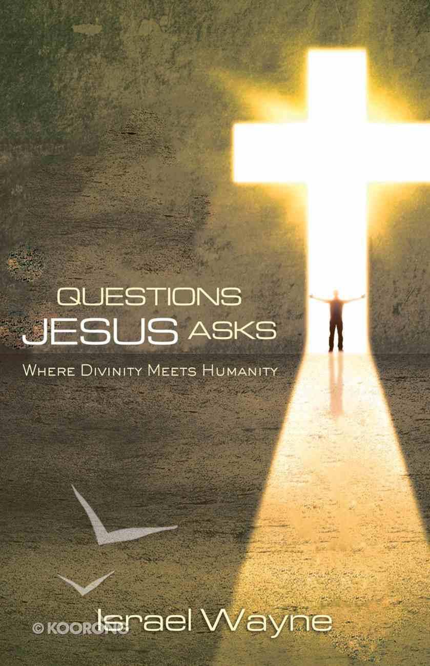 Questions Jesus Asks Paperback
