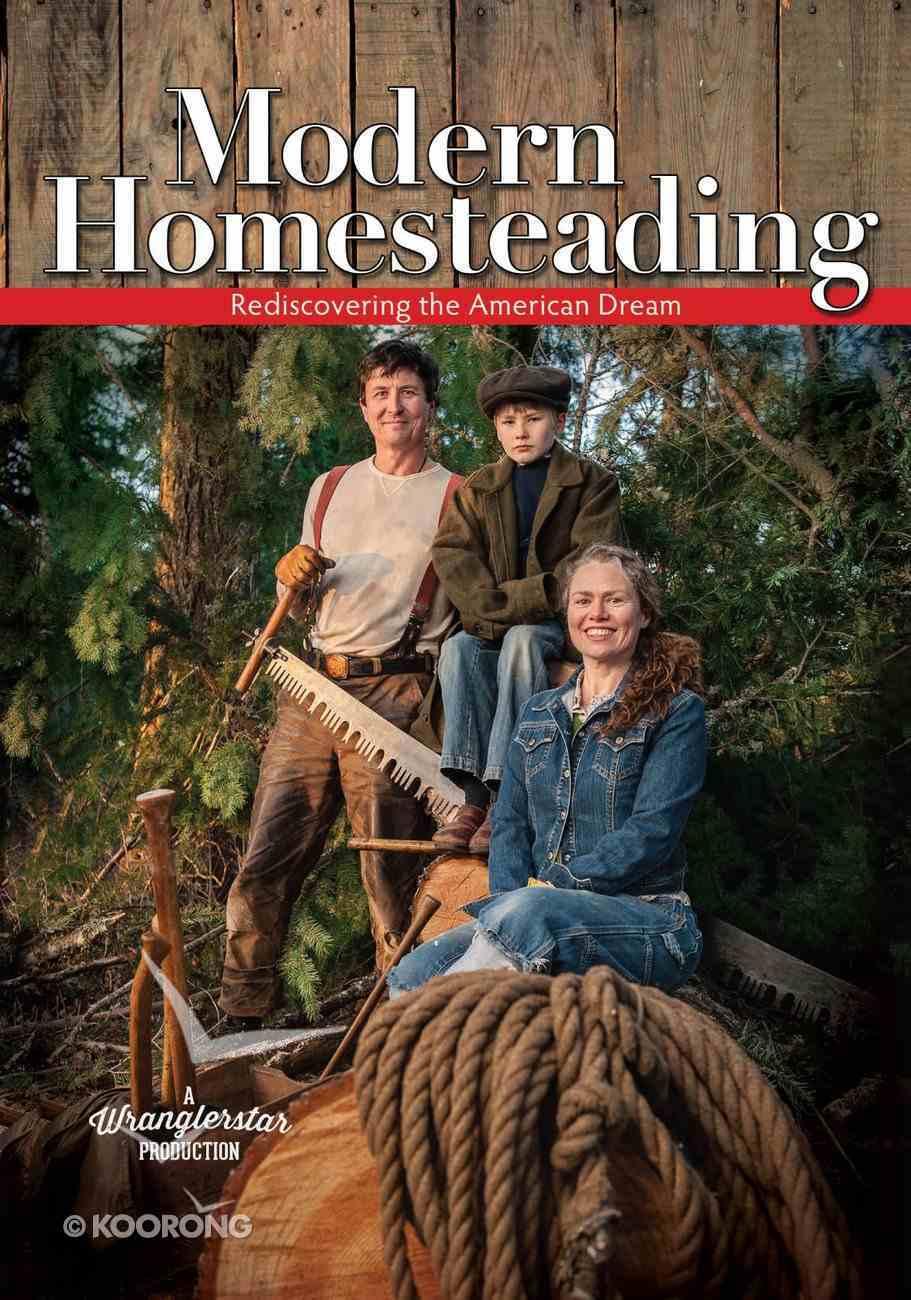 Modern Homesteading Paperback