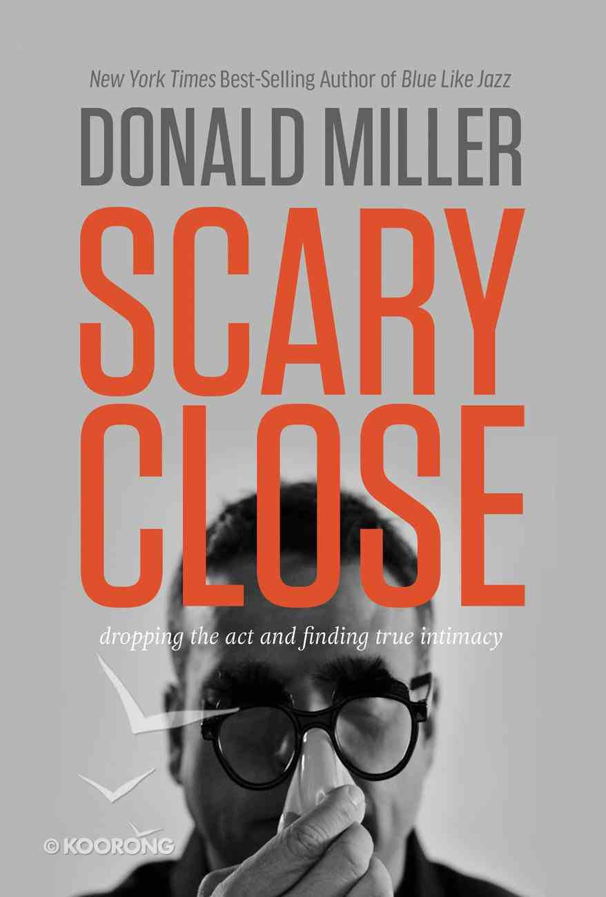 Scary Close eBook