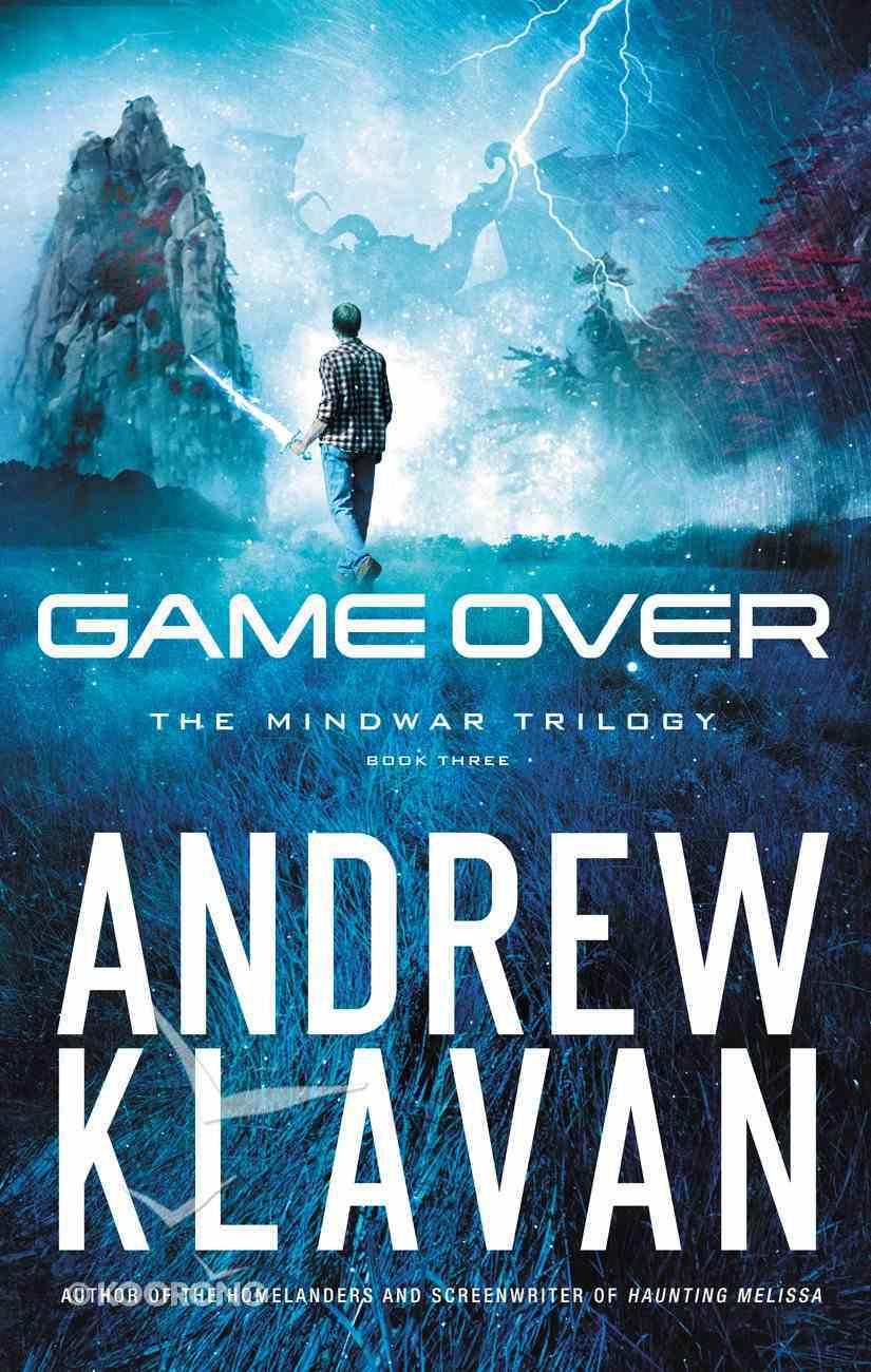 Game Over (#03 in Mindwar Trilogy Series) Hardback